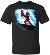 Emily Gift Shop The Spider King, Spiderman Marvel, Deadpool T-Shirt-Unisex
