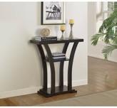 Otero Wooden Console Table Winston Porter