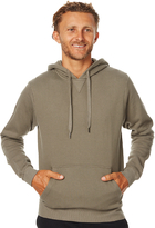 Swell Night Moves Mens Hood Green