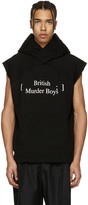 Julius Black 'British Murder Boys' Hoodie
