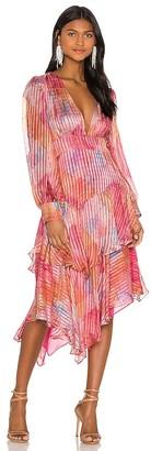 LoveShackFancy Meridian Dress