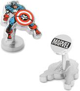 Marvel Captain America Action Cufflinks