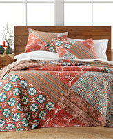 Peking Granada King Quilt