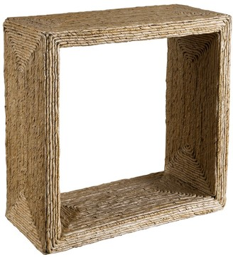 Uttermost Rora Woven Accent Table