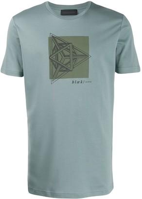 Diesel Black Gold graphic print T-shirt