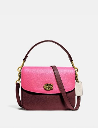 Coach Cassie Crossbody 19 In Colorblock