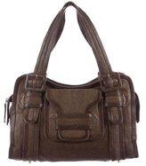 Pierre Hardy Leather Shoulder Bag