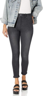 Hue Women's Ultra Soft Fashion Denim Skimmer Legging