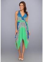 Max & Cleo Hanna Woven Evening Women's Dress