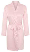George Diamante Team Bride Dressing Gown