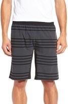 Travis Mathew Men's 'Dominic' Stripe Mesh Shorts