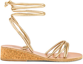Ancient Greek Sandals Persida Wedge