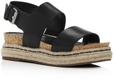 Marc Fisher Oria Slingback Espadrille Wedge Sandals