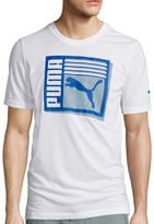 Puma Knockout Short-Sleeve Graphic Tee
