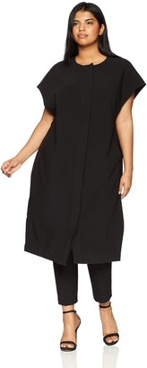 Rachel Roy Women's Plus Size Modern Kimono