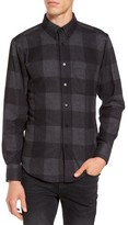 Naked & Famous Denim Men's Plaid Sport Shirt