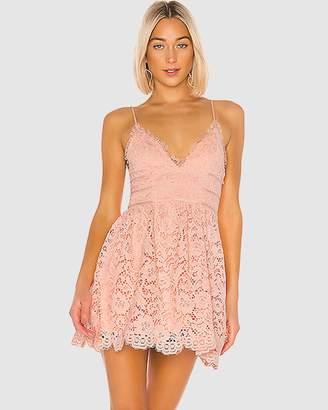 NBD Give It Up Dress