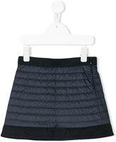 Moncler padded mini skirt