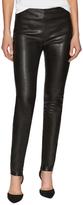 Balenciaga Leather Solid Legging