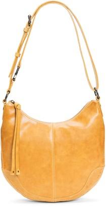 Frye Melissa Small Scooped Hobo Bag