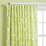 Wallpaper Floral Curtain Panels