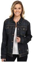 Carhartt Brewster Denim Jacket Women's Coat