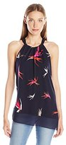 T Tahari Women's Shirley Knit