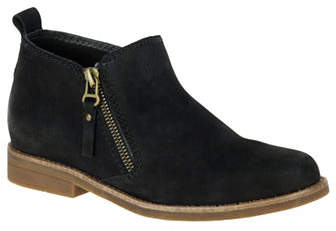 Hush Puppies Mazin Cayto Leather Boots