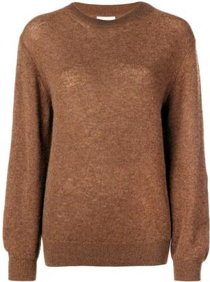 KHAITE Fine Knit Sweater