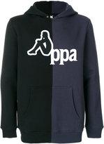 Kappa branded hoodie