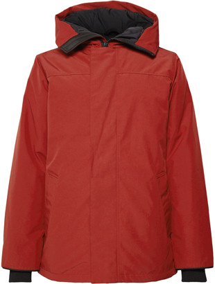 Canada Goose Garibaldi Arctic Tech Hooded Down Parka with Removable Vereflex 15D Gilet - Men - Red