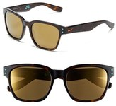 Nike Volano 55Mm Sunglasses - Tortoise/ Copper Flash