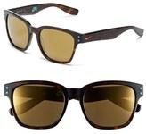 Nike Women's 'Volano' 55Mm Sunglasses - Tortoise/ Copper Flash