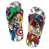 Disney Marvel's Avengers Flip Flops for Kids