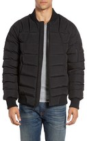 The North Face 'Kanatak' Quilted Water Resistant Bomber Jacket