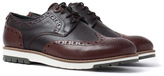 Barbour Palmer Brown Leather Brogues