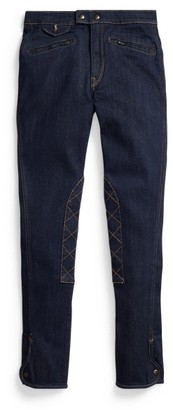 Ralph Lauren High-Rise Skinny Jod Jean