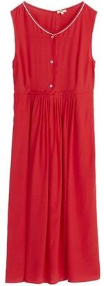 Bellerose Hoor Red Dress - Size 2 UK10