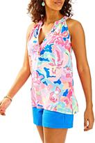 Lilly Pulitzer Bailey Sleeveless Top