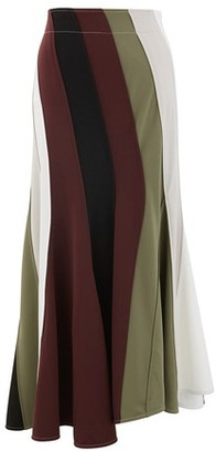 J.W.Anderson Panelled skirt