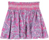 Juicy Couture Girls Ipanema Paisley Skirt