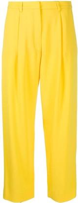 Kenzo High-Waisted Trousers