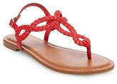Merona Women's Jana Quarter Strap Sandals