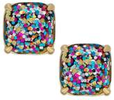 Kate Spade Gold-Tone Small Square Stud Earrings