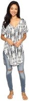 Lucy-Love Lucy Love V-Neck Tunic
