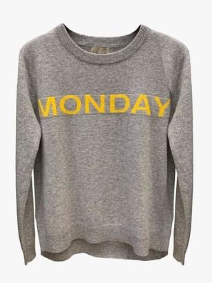LULU'S LOVE - Monday Cashmere Jumper Grey - XS