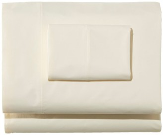 L.L. Bean Organic Cotton Percale Sheet Collection