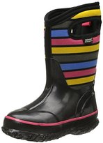 Bogs Classic Stripes Winter Snow Boot
