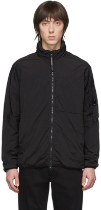C.P. Company Black CR-L Zip Up Jacket