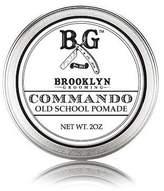 Commando Hair Pomade by Brooklyn Grooming (2oz Pomade)